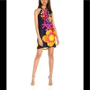Trina Turk Roe Placed Dress